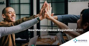 New medical device regulation MDR