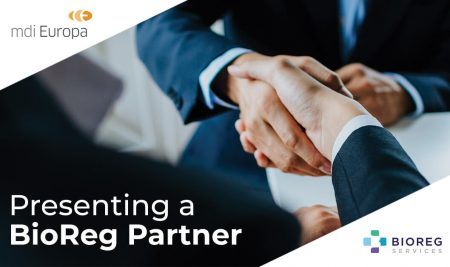 Presenting a BioReg Partner | Authorized Representative, mdi Europa GmbH